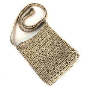 Crochet Mini Crossbody Boho Purse
